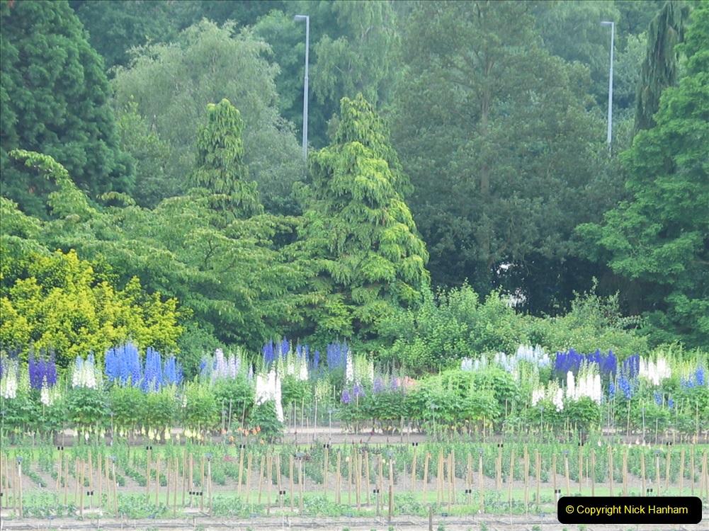 Retrospective 2004 June - RHS Wisley group visit. (74) 01