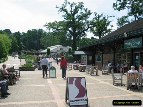 Retrospective 2004 June - RHS Wisley