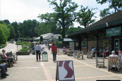 Retrospective 2004 June - RHS Wisley group visit. (1) 01