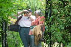 Retrospective 2004 June - RHS Wisley group visit. (52) 01
