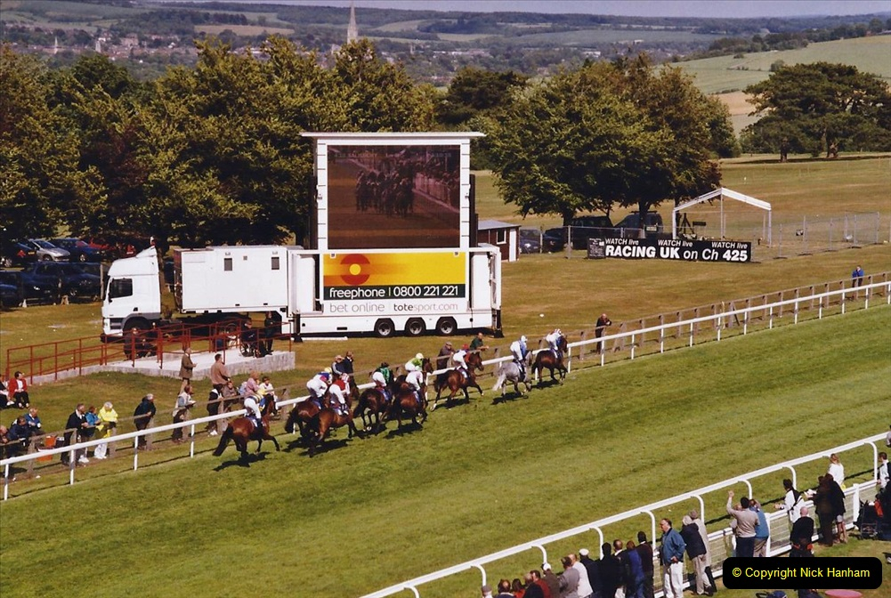 2004 June - Salisbury Race Meeting.  (12)