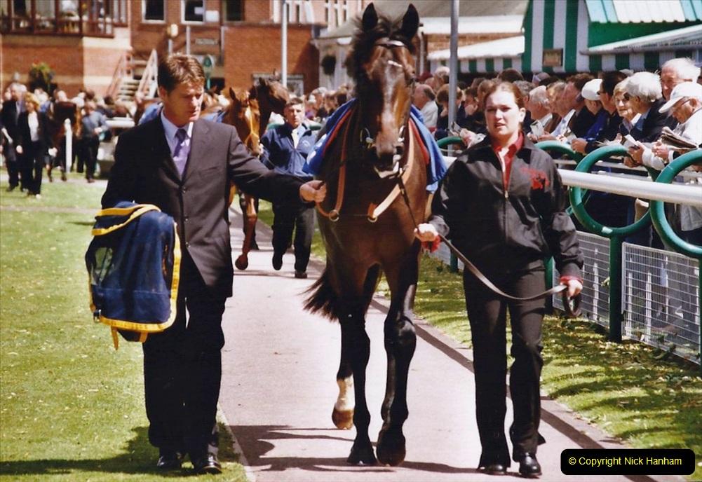 2004 June - Salisbury Race Meeting.  (8)
