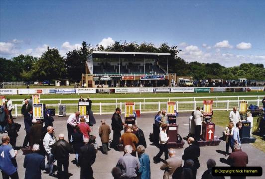Retrospective 2004 June - Salisbury Race Meeting
