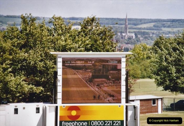2004 June - Salisbury Race Meeting.  (2)
