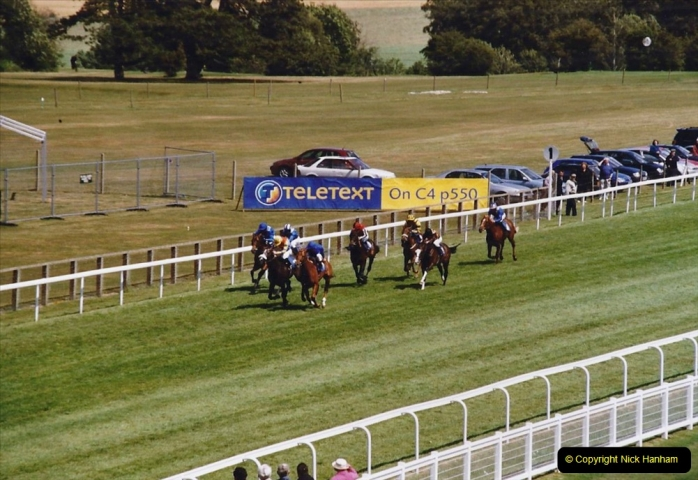 2004 June - Salisbury Race Meeting.  (5)