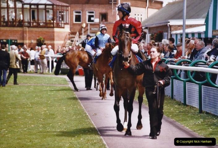 2004 June - Salisbury Race Meeting.  (9)