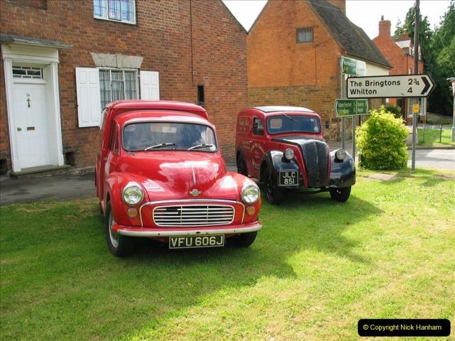 Retrospective 2004 June - The colours of Northamptonshire. (18) 18