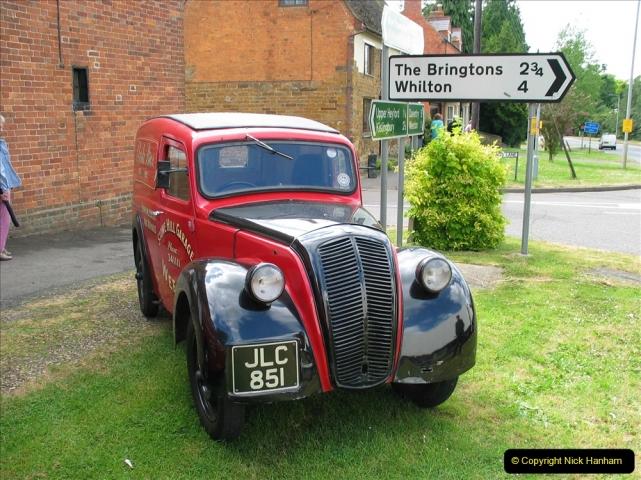 Retrospective 2004 June - The colours of Northamptonshire. (20) 20