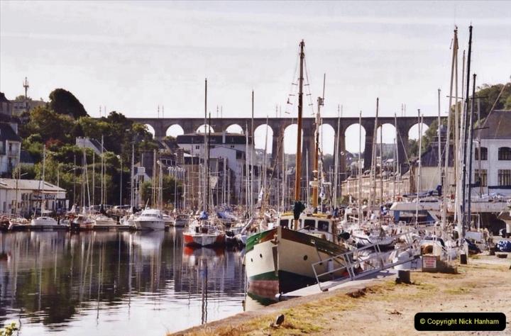 2004 Miscellaneous. (111) France July. Morlaix.