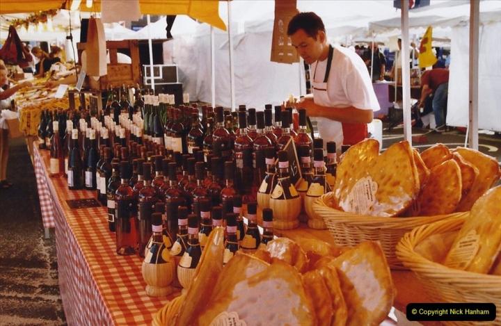 2004 Miscellaneous. (149) Weymouth, Dorset French Market.