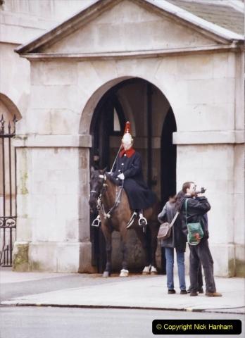 2004 Miscellaneous. (15) London Whitehall.