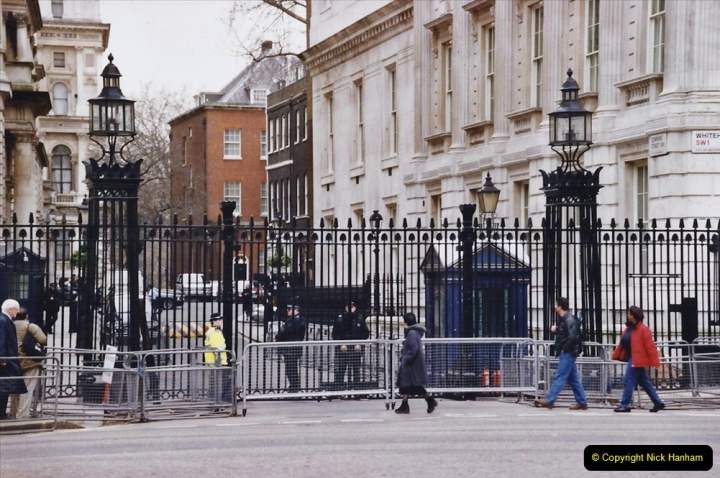 2004 Miscellaneous. (16) London Downing Street.
