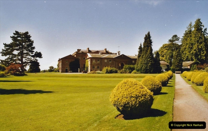 2004 Miscellaneous. (170) Berrington Hall (NT) leominster, Herefordshire.