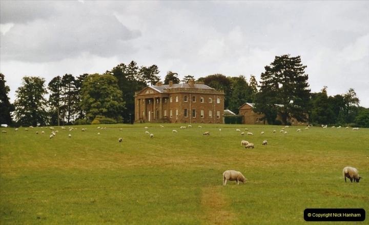 2004 Miscellaneous. (175) Berrington Hall (NT) leominster, Herefordshire.