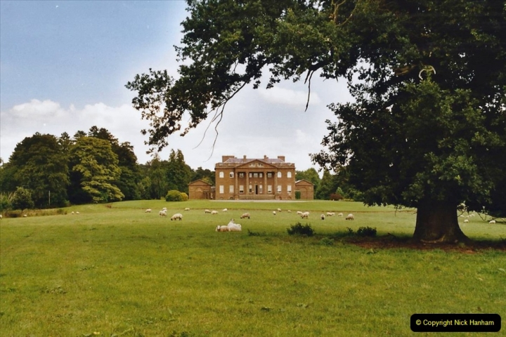 2004 Miscellaneous. (177) Berrington Hall (NT) leominster, Herefordshire.