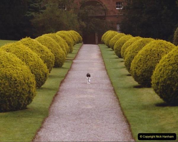 2004 Miscellaneous. (180) Berrington Hall (NT) leominster, Herefordshire.