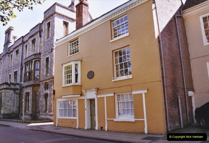 2004 Miscellaneous. (220) Winchester, Hampshire and Jane austen's House.