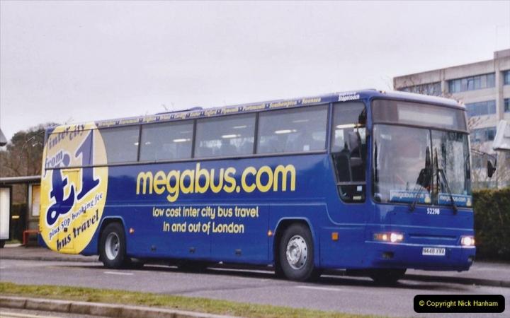 2004 Miscellaneous. (30) Megabus comes to Poole.