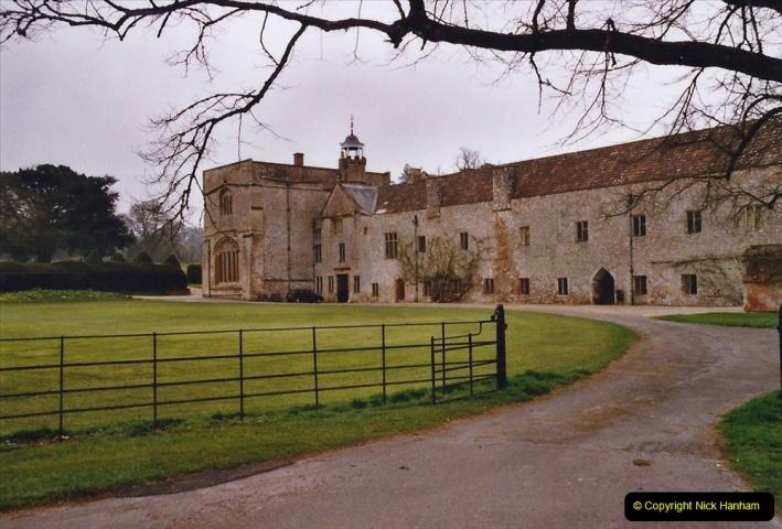 2004 Miscellaneous. (32) Forde Abbey, Dorset group visit.