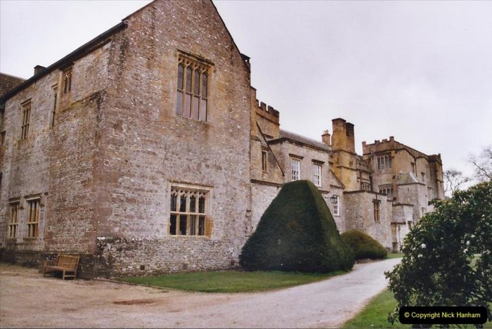2004 Miscellaneous. (37) Forde Abbey, Dorset group visit.