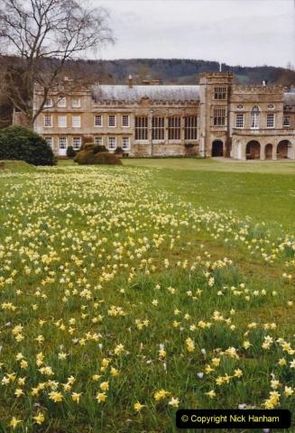 2004 Miscellaneous. (54) Forde Abbey, Dorset group visit.