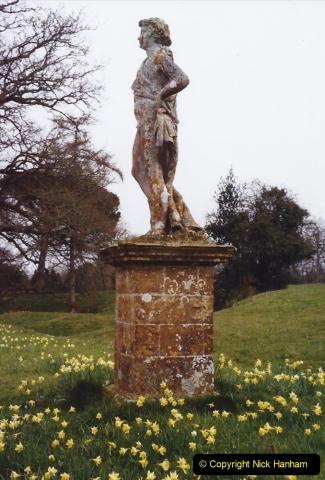 2004 Miscellaneous. (56) Forde Abbey, Dorset group visit.