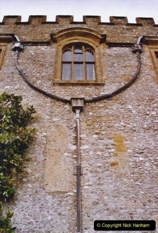 2004 Miscellaneous. (58) Forde Abbey, Dorset group visit.