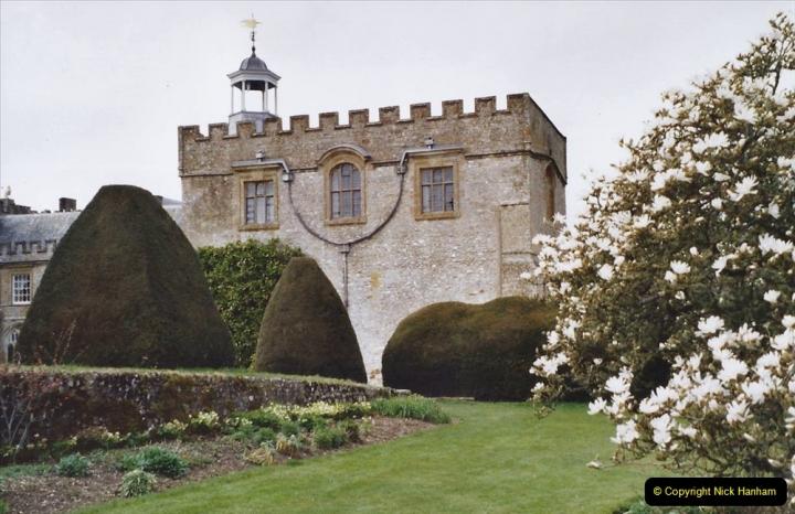 2004 Miscellaneous. (62) Forde Abbey, Dorset group visit.