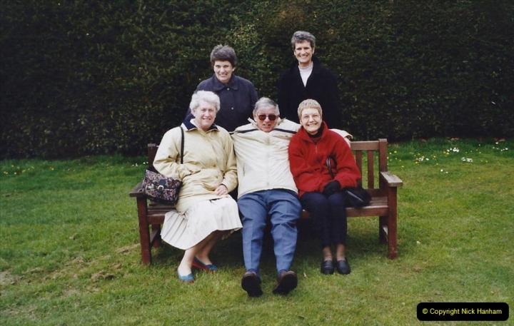 2004 Miscellaneous. (63) Forde Abbey, Dorset group visit.