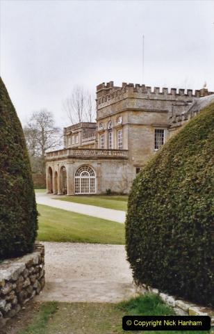 2004 Miscellaneous. (65) Forde Abbey, Dorset group visit.