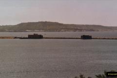 2004 Miscellaneous. (152) Weymouth, Dorset looking towards Portland.