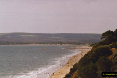 2004 Miscellaneous. (210) The Purbeck Hills Dorset from Bournemouth.