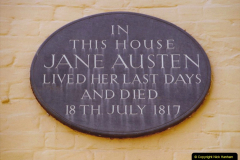2004 Miscellaneous. (218) Winchester, Hampshire and Jane austen's House.