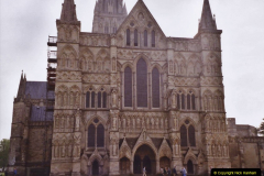 2004 Miscellaneous. (67) Salisbury Cathedral, Salisbury, Wiltshire.
