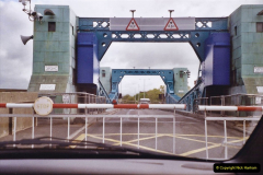 2004 Miscellaneous. (69) Poole Bridge opening for sea traffic Poole Harbour, Poole, Dorset.