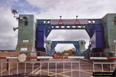 2004 Miscellaneous. (70) Poole Bridge opening for sea traffic Poole Harbour, Poole, Dorset.