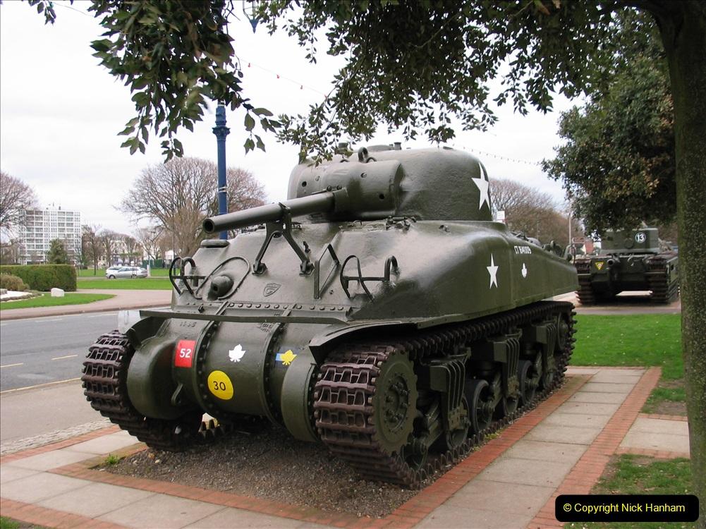 Retrospective 2004 November - (11) Portsmouth and its military history.