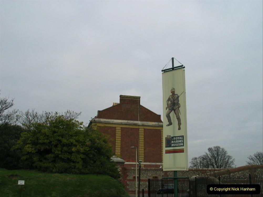 Retrospective 2004 November - (12) Portsmouth and its military history.