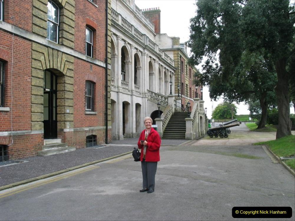 Retrospective 2004 November - (16) Portsmouth and its military history.