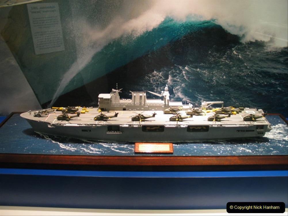 Retrospective 2004 November - (24) Portsmouth and its military history.