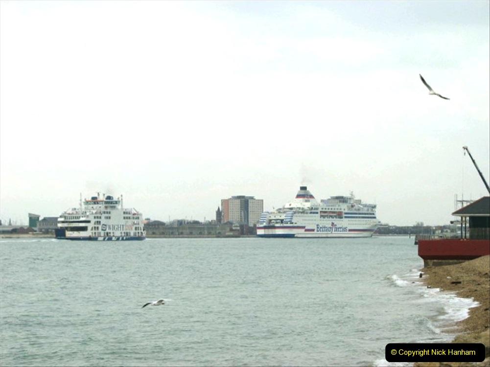 Retrospective 2004 November - (32) Portsmouth and its military history.