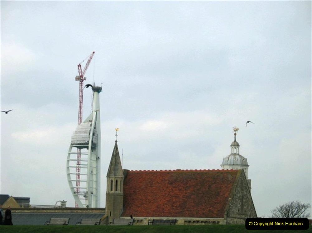 Retrospective 2004 November - (34) Portsmouth and its military history.