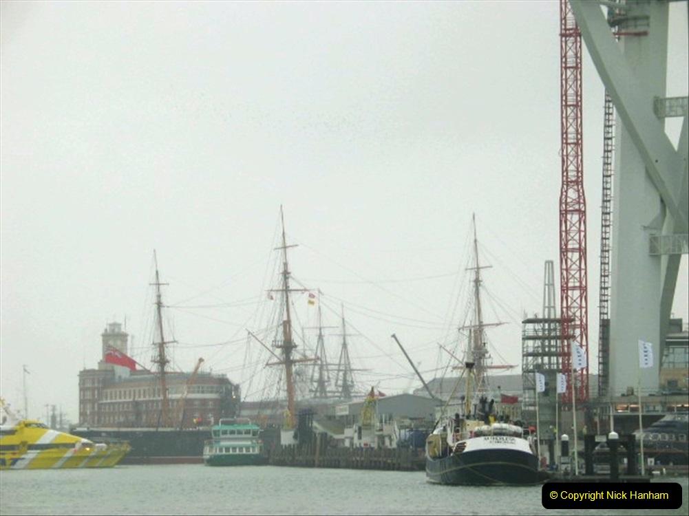 Retrospective 2004 November - (38) Portsmouth and its military history.