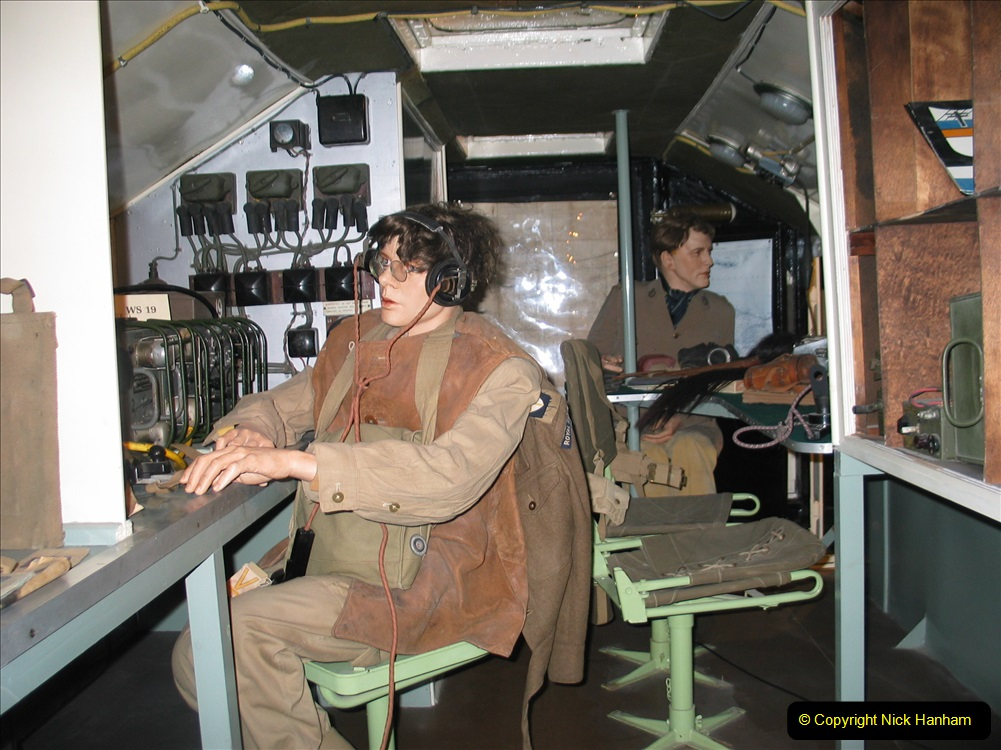 Retrospective 2004 October - Blandford Forum and visit to the Royal Signals. (31) 31