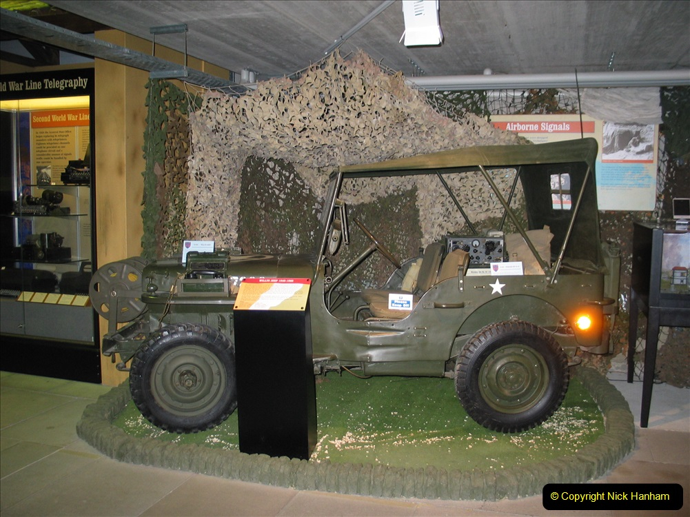 Retrospective 2004 October - Blandford Forum and visit to the Royal Signals. (34) 34