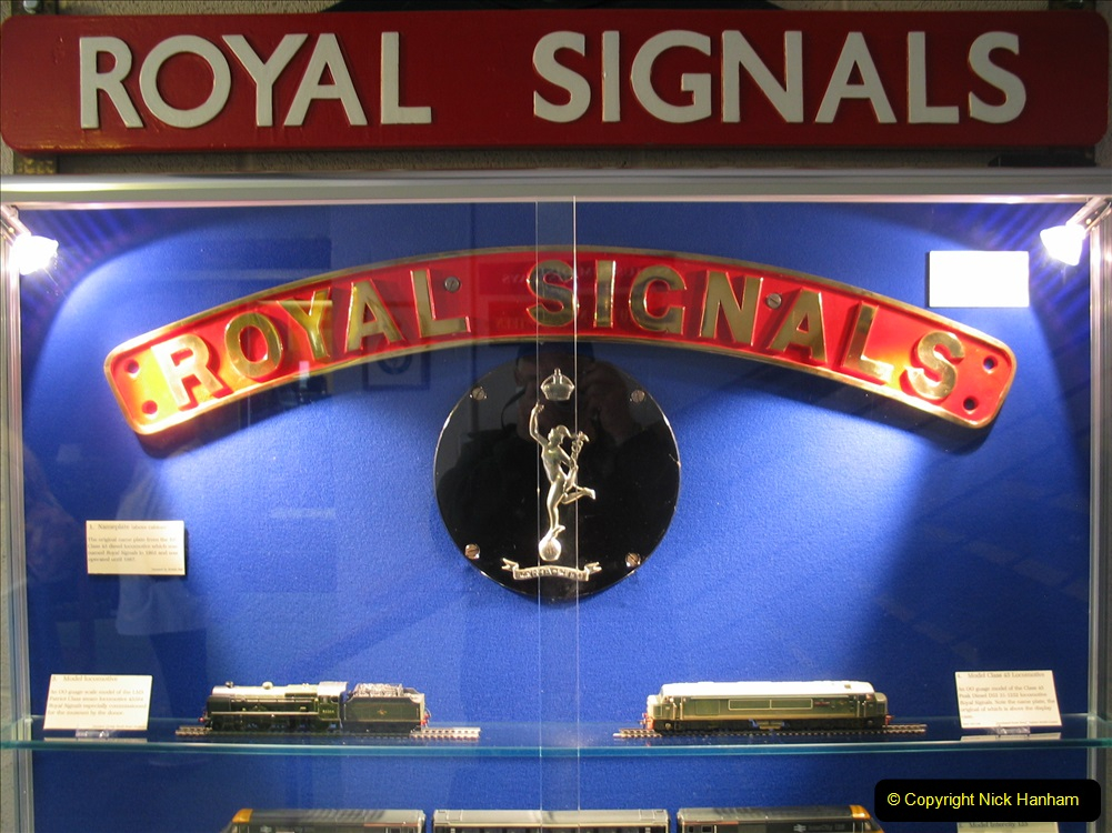 Retrospective 2004 October - Blandford Forum and visit to the Royal Signals. (39) 39
