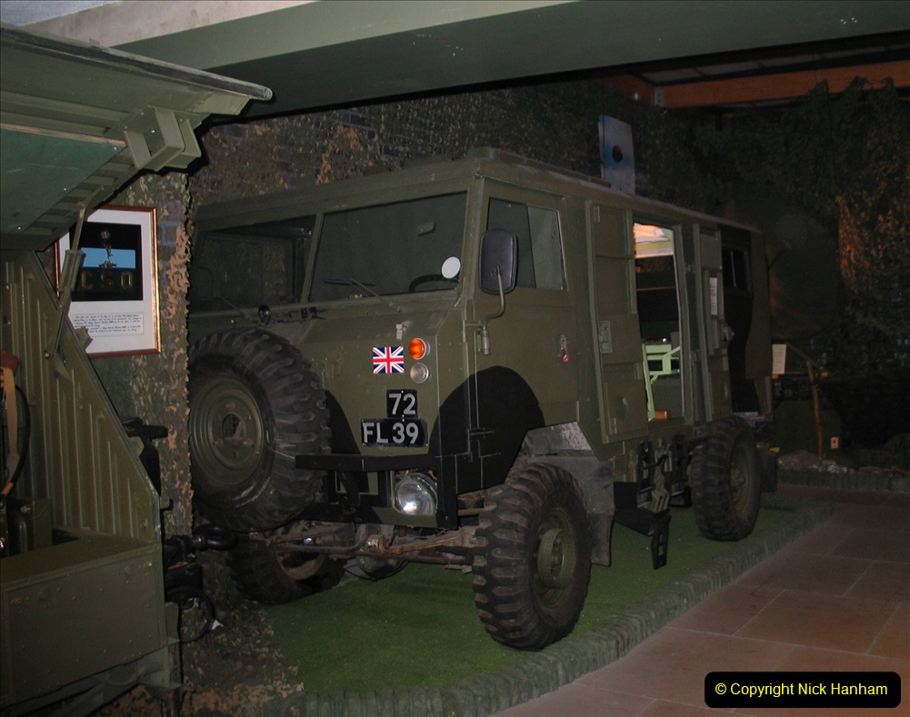 Retrospective 2004 October - Blandford Forum and visit to the Royal Signals. (51) 51