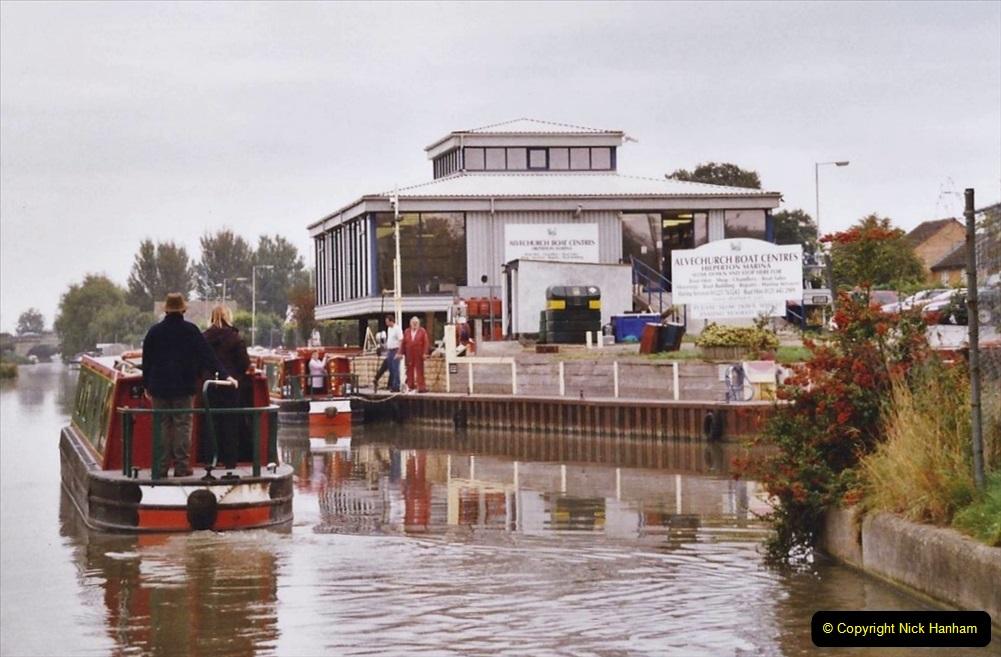 2004 October - Kennet & Avon Canal Holiday (47) Trowbridge - Cane Flight - Bath - Trobridge. 47