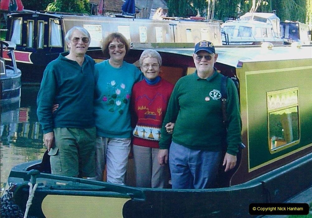 2004 October - Kennet & Avon Canal Holiday (50) Trowbridge - Cane Flight - Bath - Trobridge. 50