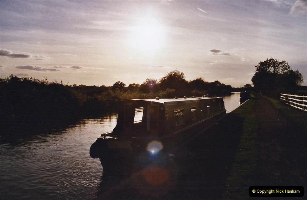 2004 October - Kennet & Avon Canal Holiday (7) Trowbridge - Cane Flight - Bath - Trobridge. 07
